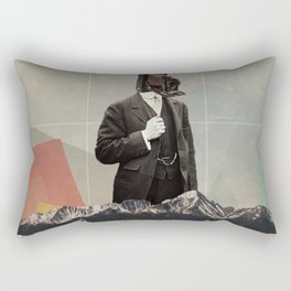 Vantage point Rectangular Pillow