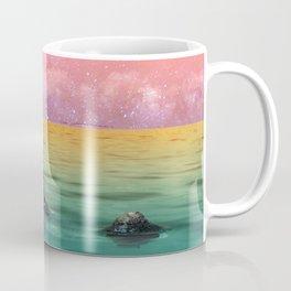 Tropical Croc Coffee Mug
