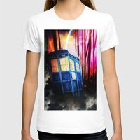 dr who T-shirts featuring dr who by shannon's art space