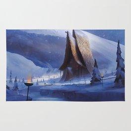Viking House Rug