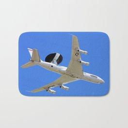 US Air Force AWACS fly over Bath Mat