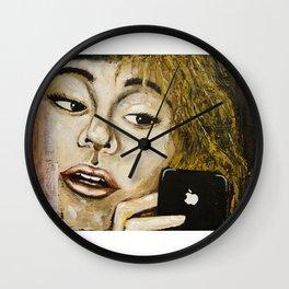 Jay DePalma Wall Clock