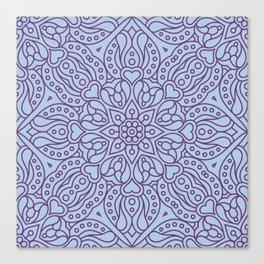 Mandala 35 Canvas Print