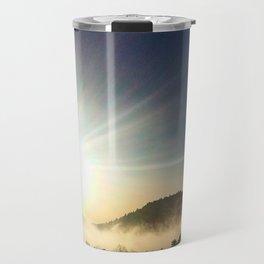 Morning Fog Travel Mug