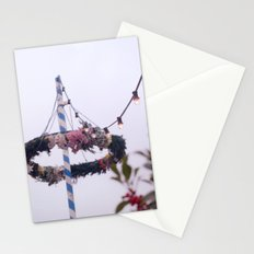 Lights on a String Vintage Stationery Cards