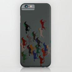 Horse Stampede Slim Case iPhone 6s