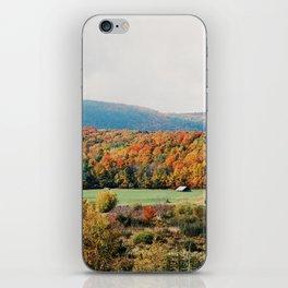 Vermont Views - 35mm Film iPhone Skin