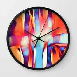 water 4 Wall Clock