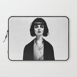 Mrs Mia Wallace Laptop Sleeve