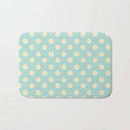 Dotted - Soft Blue Bath Mat
