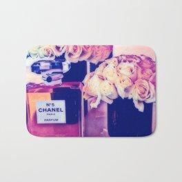 CHANELNo. 5 in Color Bath Mat