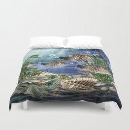 Kugelfische Duvet Cover