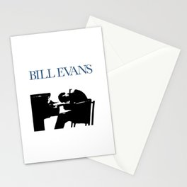 Bill Evans Stationery Cards
