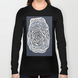 Fingerprint Study Long Sleeve T-shirt