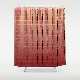 Lines S17 Shower Curtain