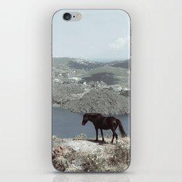 patmos scene iPhone Skin