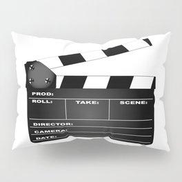 Clapperboard Pillow Sham