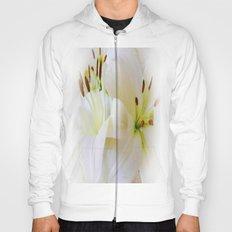 White Lilies Hoody