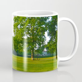 In Deep Silence Coffee Mug