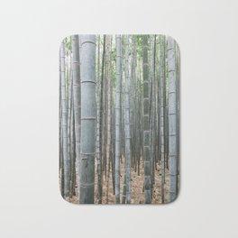 Bamboo Forest Bath Mat