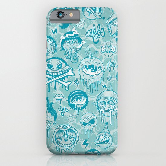 Characters iPhone & iPod Case