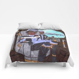 The Huntress Comforters