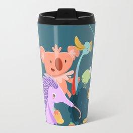 Aussie Friends Travel Mug