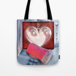 The Oz Suite - the Tin Man Tote Bag