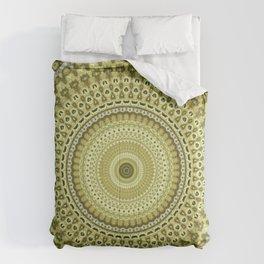 Fractal Kaleido Study 003 in CMR Comforters