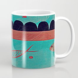 In the clouds part one, digitized Coffee Mug