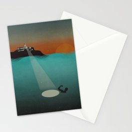 Filligar - Du Nord - San Francisco Stationery Cards
