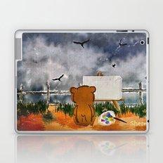 Inspiration in progress Laptop & iPad Skin