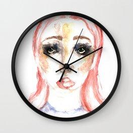CLOWNISH. Wall Clock