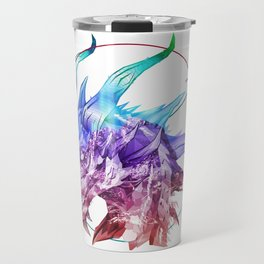 Spirt of the Dragon Travel Mug