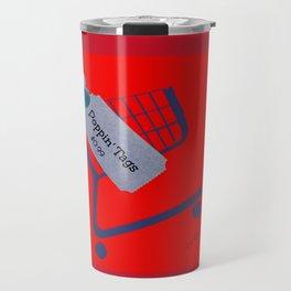 Poppin Tags-Thrift Shop Song-Macklemore Travel Mug