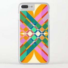 Afallach Clear iPhone Case