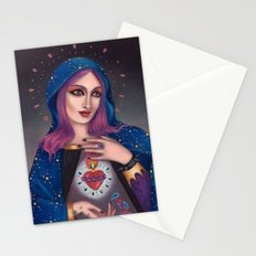 Blessed Mary Stationery Cards