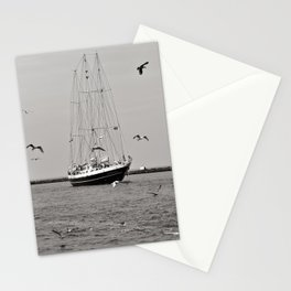 Hanse SAIL - Warnemuende - Baltic Sea  Stationery Cards