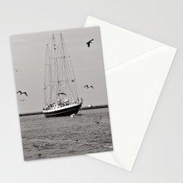 Hanse SAIL - Warnemuende - Baltic Sea Stationery Cards