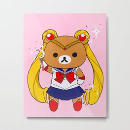 Sailor Rila Metal Print