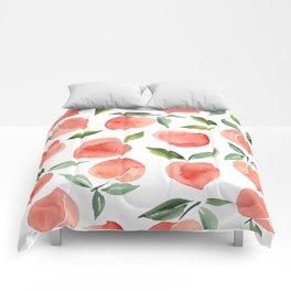 peaches Comforters