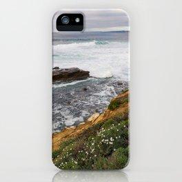 La Jolla Coast iPhone Case