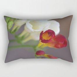 Fresia in freefall Rectangular Pillow