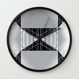Modulo 158-A Wall Clock