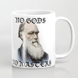 No Gods Coffee Mug