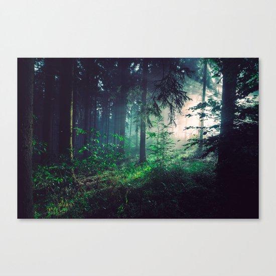 Wayward Wilderness Canvas Print