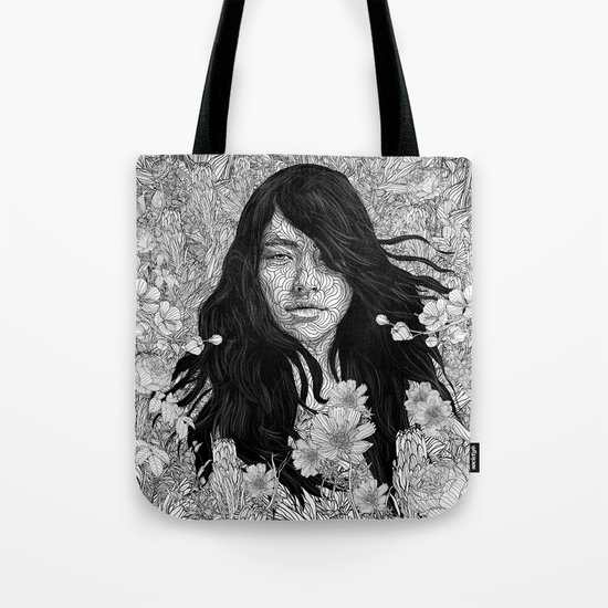 Summer Romance Tote Bag