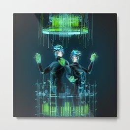 Avatars Metal Print