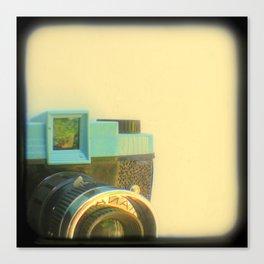 Diana Camera TtV Photo Canvas Print