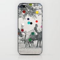 EQUESTRIAN iPhone & iPod Skin